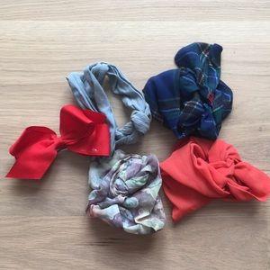 American Apparel knot scarf